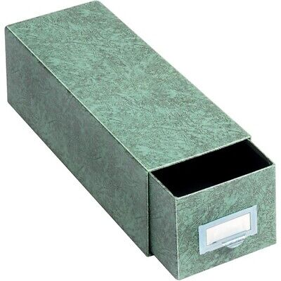 Index Card Drawer File 1300 Cap. 14-12 Deep 3x5 Gn Glw35cgre