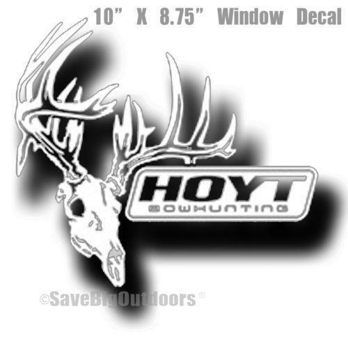 Hoyt Truck Decal Ebay