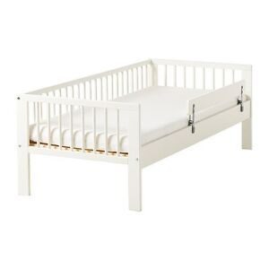Gently used Ikea Gulliver toddler bed
