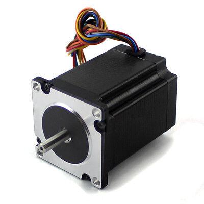 Nema23 282ozin 3a Stepper Motor Dual Shaft Kl23h276-30-8b