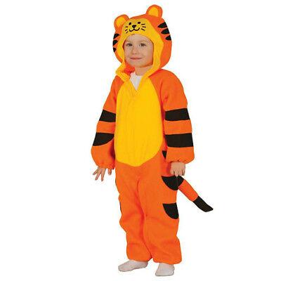 costume baby tigre tigrotto bambino neonato 6 - 12 mesi vestito carnevale