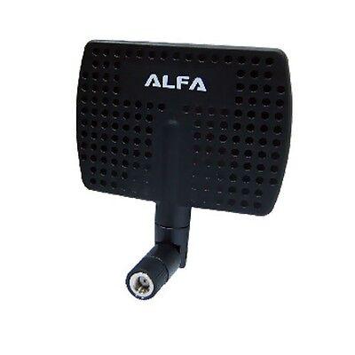 Alfa APA-M04 7 dBi gain RP-SMA directional panel antenna Wi-Fi