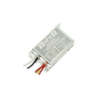 2 Lamp Fluorescent Ballast 0.87 Ballast Factor 120 Volt Fulham WHCG2-120-T8-IS - Instant Start