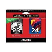 Lexmark Ink Cartridge 23 24