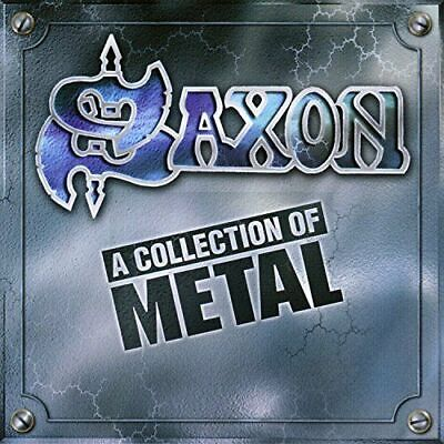 Saxon Collection (CD SAXON A COLLECTION OF METAL BRAND NEW SEALED GREATEST)