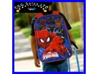 Official Marvel Spider-Man Character Ex-Large School Backpack