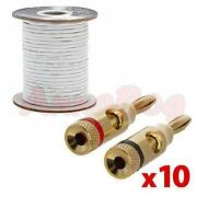 10 AWG Speaker Cable