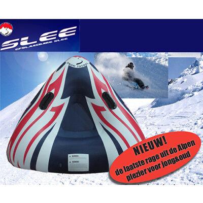 XXL Snow tube aufblasbar Schneereifen Wasserreifen Bob Schlitten Schneegleiter - Xxl Snow