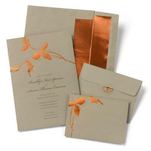 Wedding Invitation Diy Kits: DIY Wedding Invitation Kit