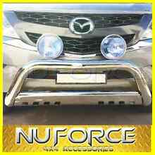 Mazda BT50 Grille guard / Nudge bar (*****2015) Mount Druitt Blacktown Area Preview