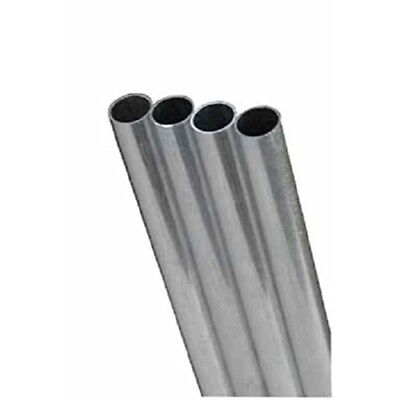 K S Precision Metals 87121 716 X 12 Ss Tube