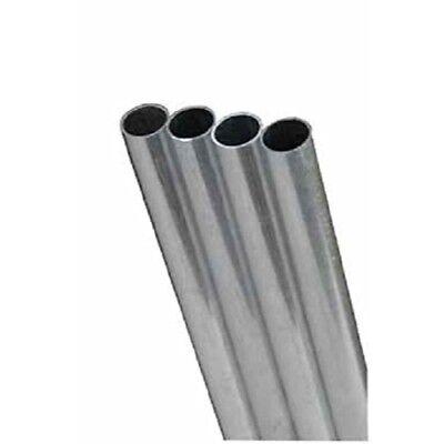 K S Precision Metals 87121 716 X 12 Ss Tube
