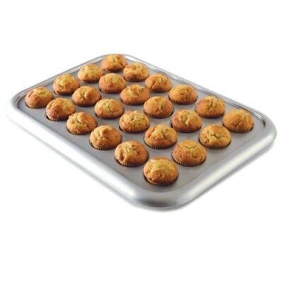 NorPro 3874 Non-Stick 24 Count Mini More-Than-a-Muffin-Pan Baking Norpro Non Stick Muffin Pan