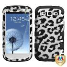 Samsung Galaxy S3 Hard Silicone Cover