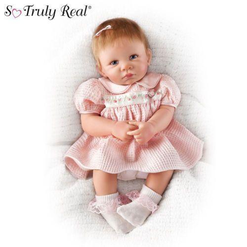 Ashton Drake Sleeping Beauty Doll: Ashton Drake Rose