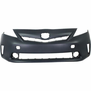 2012 - 2014 TOYOTA PRIUS V FRONT BUMPER TO1000388 5211947923