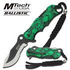 MTech Knife Camo