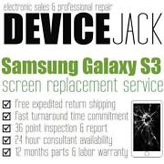 Samsung Galaxy S3 Screen Repair