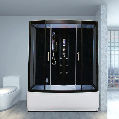 Steam Shower Bath Cabin Enclosure Cubicle Essential Special INSIGNIA commission