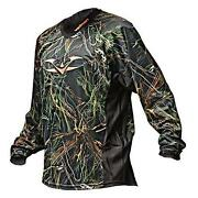 Green Paintball Jersey