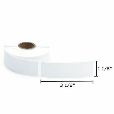 1 Roll Dymo Compatible 30252 White Labels