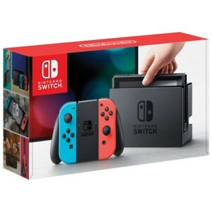Nintendo Switch BNIB with receipt Blue and Red