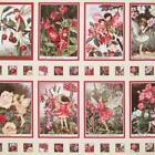 Michael Miller Flower Fairies Fabric