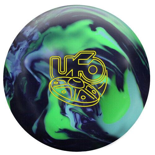 "NIB 15 lb Roto Grip UFO Bowling Ball with 3-4"" pin"