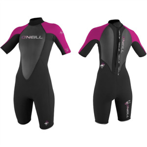 O'Neill Women's Spring Suit Wetsuit Size 8