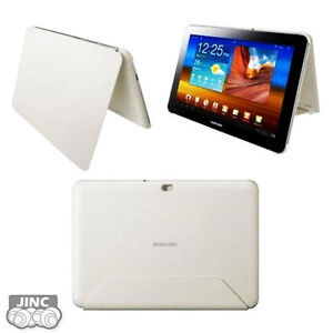 GENUINE ORIGINAL Samsung GT-P7500/P7510 Galaxy Tab 10.1 Book Case Cover Pouch