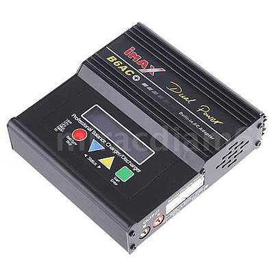 NEW Imax B6AC+ 50W AC/DC Dual Power Balance Charger For RC Lipo/NiCd Battery