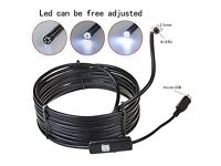 CMOS Waterproof LED 5.5mm USB Android PC Endoscope 2.0 Megapixel