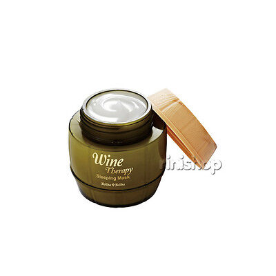 [Holika Holika] Wine Therapy Sleeping Mask 120ml #White Wine Rinishop