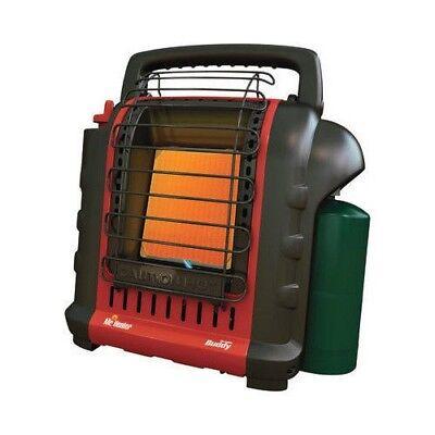 Mr Heater Portable Buddy Propane Heater 4000-9000BTU 200sq f