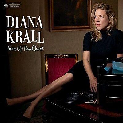 Diana Krall   Turn Up The Quiet  New Vinyl Lp
