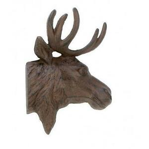 Moose Wall Decor moose decor | ebay