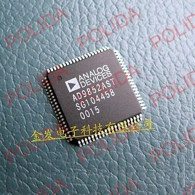 1pcs Dds Synthesizer Ic Analog Devices Lqfp-80 Ad9852ast Ad9852astz