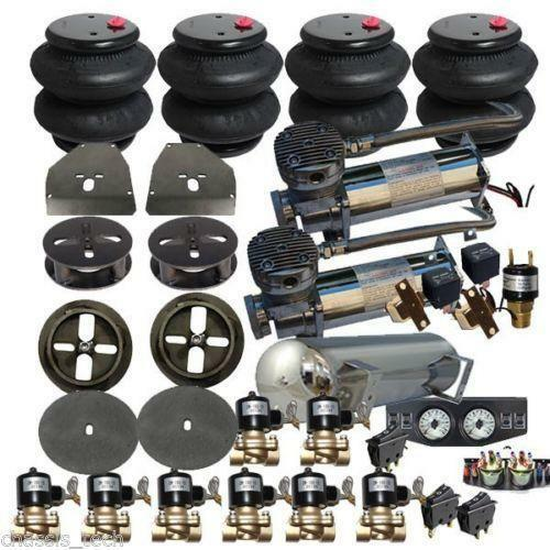 Air Bag Suspension Kits For Chevy Trucks >> Air Bag Suspension Kit | eBay
