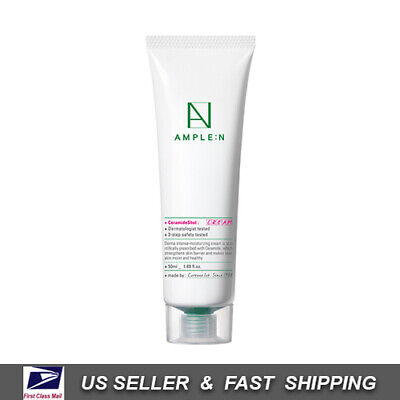 [ AMPLE:N ] Ceramide Shot Cream 50 ml (1.69 fl.oz)