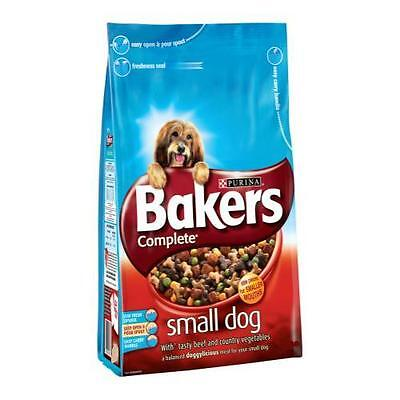 Bakers Complete Adult Small Dog Beef 2.8kg Adult PURINA NESTLE Dog Food