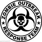 Zombie Outbreak Response Vehicle