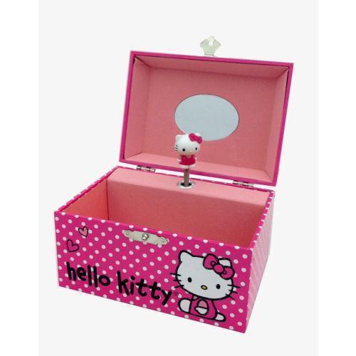 hello kitty jewelry box ebay
