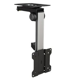 under cabinet tv mount cabinet tv mount lcd led bracket vesa mounting 100 27542