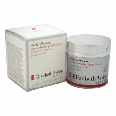 Elizabeth Arden Visible Difference Gentle Hydrating Night Cream  1 7 Oz Dry Skin