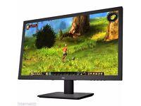 """NEW AOC E975SWDA 18.5"""" HD WIDESCREEN LED PC COMPUTER GAMING MONITOR VGA DVI"""