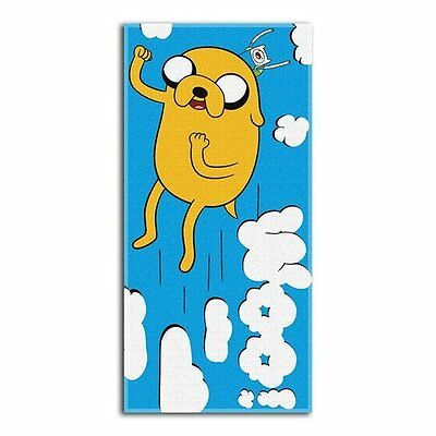 "- NEW! Adventure Time 100% Cotton 28"" x 58"" Beach Pool Towel Northwest Bath"