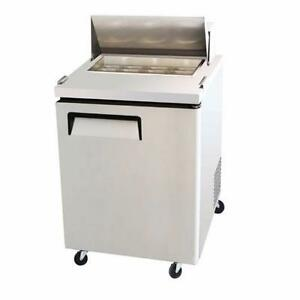 Refrigerated Prep Tables On Sale