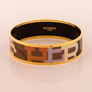 fake hermes enamel bracelets