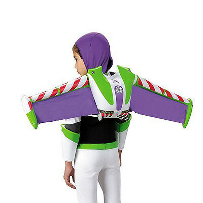 BUZZ Lightyear JET PACK Inflatable Costume WINGS Child kids DISNEY Toy Story (Buzz Lightyear Costume Jet Pack)
