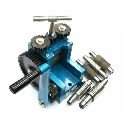 """Deluxe 3"""" Rolling Mill 7 rollers FREE SHIPPING Jewelry Tools"""